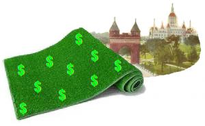 Green carpet-1